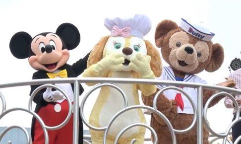 ダッフィーの新キャラ クッキーちゃんの動画・画像まとめ!7月3日!香港ディズニーランド
