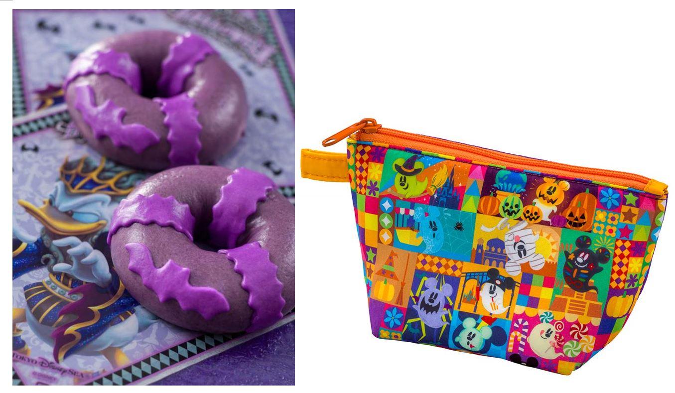 ハロウィン ディズニーシー 2019 食べ物 メニュー おすすめ